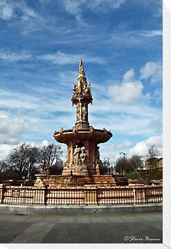 The Doulton Fountain by Stevie B