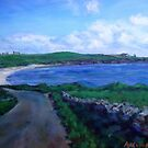 Ayre of the Myres, Stronsay 2010 ( oils ) by stronsayart