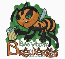Bee Vomit Breweries Logo by lor7883