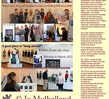 """Fairfield Museum & Gallery: Currently: """"Echoes from the Past"""".  by MrJoop"""