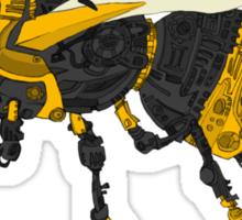 Bumblebee Transformer for Reals Sticker