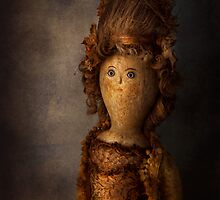 Creepy - Doll - Matilda by Mike  Savad