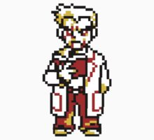 Professor Oak Sprite by leaalenugget
