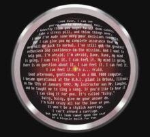 HAL 9000 speech by shaydeychic