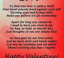 valentine card #4 by Elisabeth Dubois