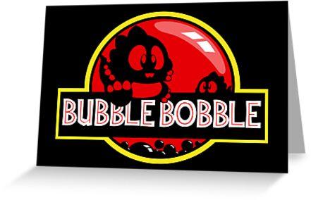 Bubble Bobble Park by dutyfreak
