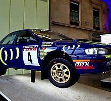 1995 Subaru Impreza by Stevie B