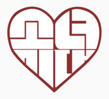 SNSD: Heart Emblem by ominousbox