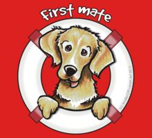 Golden Retriever :: First Mate Kids Clothes