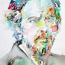 ALAN WATTS portrait by lautir
