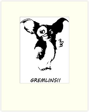 gremlins by kicofreak