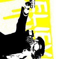 Believe In Sherlock (GasMask ReDux) for iPhone 5 by NOx Ludwig