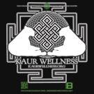 KAUR WELLNESS KAURWELLNESS.ORG OFFICIAL MERCH 22-2 QR by David Avatara
