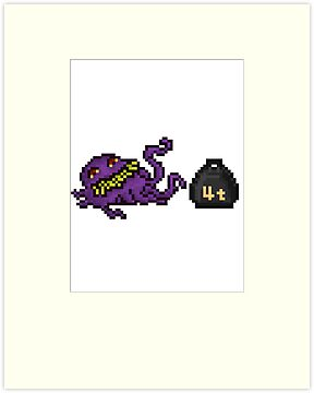 Pixel Ultros, The Main Villain by Pixel-League