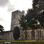 Axminster Church.Devon.UK by lynn carter