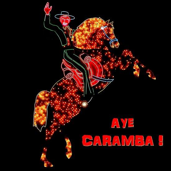 Aye Caramba ! by artisandelimage