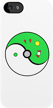 Friend Ball Yin and Yang by TailsP