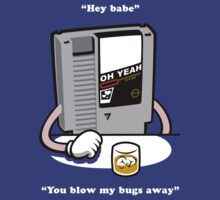 You blow my bugs away by Filippo Morini