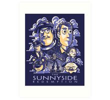 The Sunnyside Redemption Art Print