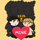 221B Mine by Elise Jimenez