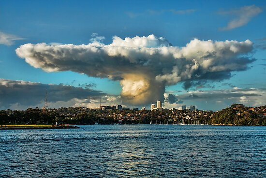 Sombrero Cloud by PeterCannon