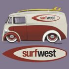 SurfWest Austin Surf Van by velocitygallery