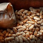 Food - Peanuts  by Mike  Savad