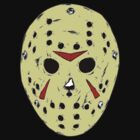 Part 4 Jason Hockey Mask by OcTag3n