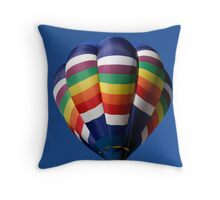 Beyond Rainbows (as-is) Throw Pillow