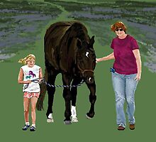 Walking Chance by Carole Boyd