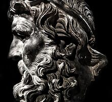 Head of Neptune by vigor