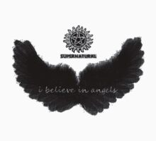 I Believe in Angels by coulsonbaby