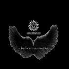 I Believe in Angels (Black) by coulsonbaby