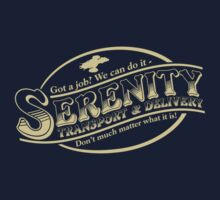 Serenity Transport & Delivery Service by monkeyminion