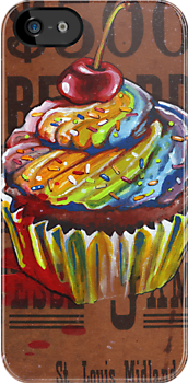 Jesse James' $500 Cupcake by marlene freimanis