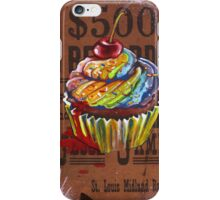 Jesse James' $500 Cupcake iPhone Case/Skin