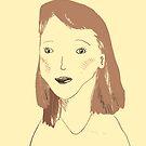 Self Portrait by Sophie Corrigan