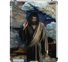 Jesus: Be blessed and prosper (iPad Case) iPad Case/Skin