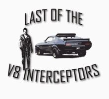 Last of the V8 Interceptors by AWESwanky