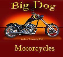 Big Dog Chopper w/ ID by DaveKoontz