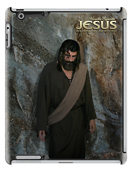 Jesus: Fear not, for I Am with you (iPad Case) by Angelicus