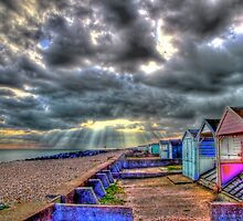 Storm Clouds - Worthing - HDR by Colin  Williams Photography