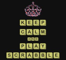 Keep Calm And Play Board Games Kids Clothes