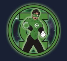 Green Lantern by J. Eric Dunlap