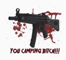 Call of Duty MP5 Anti Camping  by OcTag3n