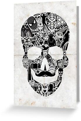 My Skull by aureliescour