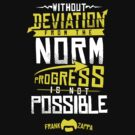 Deviation from the Norm by Tom Trager