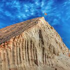 Salt Mountain by manateevoyager