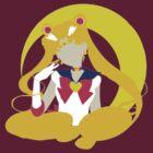 Sailor Moon by peridotdotdot