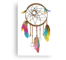 Dreamcatcher a Fashion Illustration Canvas Print